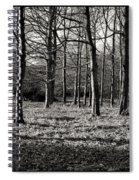 Can't See The Wood For The Trees Spiral Notebook