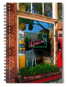 Cantina Spiral Notebook