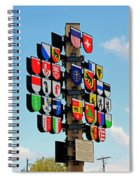 Canton Tree Spiral Notebook