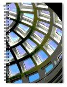 Cantor Museum Spiral Notebook