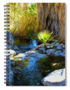 Canyon Creek Baby Palm Spiral Notebook
