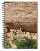 Canyon De Chelly Ruins Spiral Notebook
