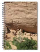 Canyon De Chelly Ruins Spiral Notebook