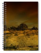 Canyon Land Utah Spiral Notebook