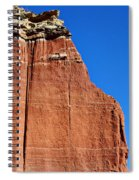 Canyon Moon Spiral Notebook