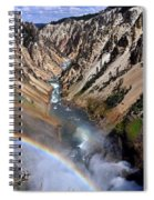 Canyon Rainbow Spiral Notebook