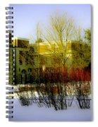 Canyon Ranch - Berkshires - Massachusetts Spiral Notebook