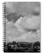 Canyonlands Winter Vista Spiral Notebook