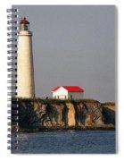 Cap Des Rosiers - Quebec Spiral Notebook