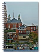 Cape Ann Spiral Notebook
