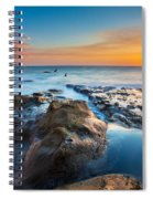 Cape Arago Orcas Spiral Notebook