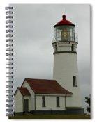 Cape Blanco Lighthouse  1 B Spiral Notebook