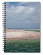 Cape Cod Beach Spiral Notebook