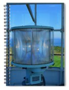 Cape Cod Lighthouse View Spiral Notebook