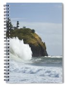 Cape Disappointment 3 A Spiral Notebook