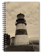 Cape Disappointment Lighthouse 2 Spiral Notebook