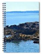 Cape Elizabeth Coast Spiral Notebook