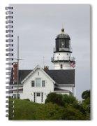 Cape Elizabeth Light II Spiral Notebook