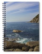 Cape Escape Spiral Notebook