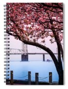 Cape Fear Of Wilmington Spiral Notebook