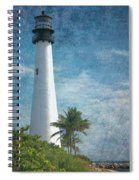 Cape Florida Lighthouse 2 Spiral Notebook