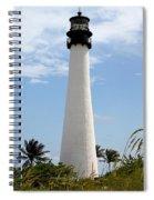 Cape Forida Spiral Notebook