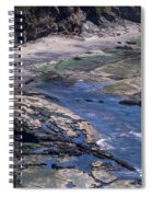 Cape Foulweather 1 Spiral Notebook