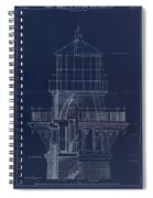 Cape Hatteras Spiral Notebook