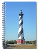 Cape Hatteras Lighthouse - Outer Banks Nc Spiral Notebook