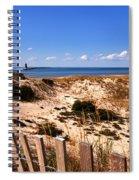 Cape Henlopen Overlook Spiral Notebook