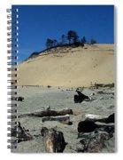 Cape Kiwanda Sand Dune Spiral Notebook