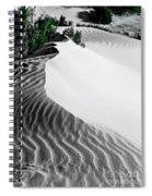 Cape Le Grande Sand Dune Spiral Notebook