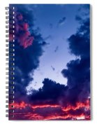 Cape Le Grande Sunset Spiral Notebook