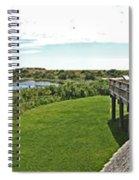 Cape May Hawk Watch Spiral Notebook
