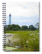 Cape May Lighthouse - New Jersey Spiral Notebook