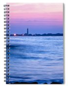 Cape May Seascape Spiral Notebook