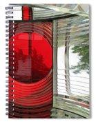 Cape Meares Light Spiral Notebook