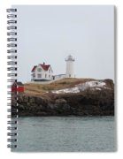 Cape Neddick - Nubble Light 2 Spiral Notebook