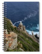 Cape Of Good Hope  Spiral Notebook
