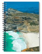 Cape Of Good Hope-south Africa Spiral Notebook