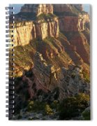 Cape Royal Glow Spiral Notebook
