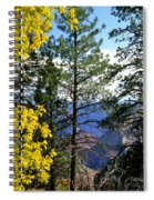 Cape Royal Grand Canyon Spiral Notebook
