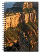 Cape Royal Towers Spiral Notebook