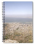 Cape Town Panoramic Spiral Notebook