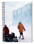 Capeevans-antarctica-g.punt-2 Spiral Notebook