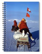 Capeevans-antarctica-g.punt-3 Spiral Notebook