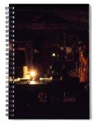 Capeevanshut-antarctica-g.punt-10 Spiral Notebook