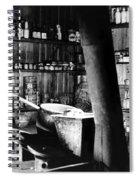 Capeevanshut-antarctica-g.punt-12 Spiral Notebook