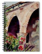 Capistrano Arches Spiral Notebook