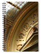 Capital Badger  Spiral Notebook